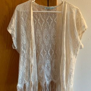 Maurices Lace Cover Up
